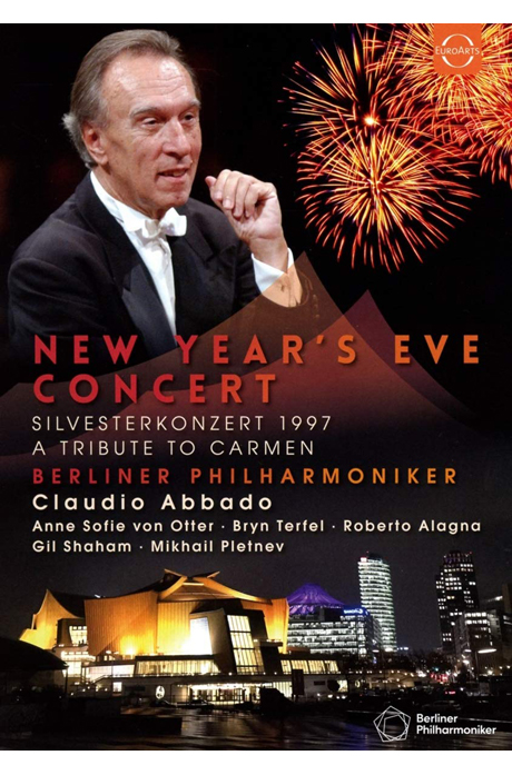 NEW YEAR`S EVE CONCERT 1997: A TRIBUTE TO CARMEN/ CLAUDIO ABBADO [1997년 송년 음악회 실황 - 클라우디오 아바도]