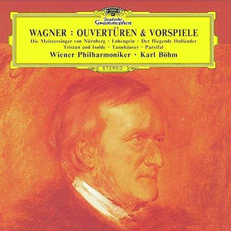 바그너: 서곡 & 전주곡 [SHM-CD] - 칼 뵘 / 빈 필하모닉 오케스트라