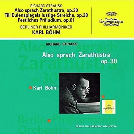 ALSO SPRACH ZARATHUSTRA/ KARL BOHM [SHM-CD] [슈트라우스 : 짜라투스트라는 이렇게 말했다 - 칼 뵘]