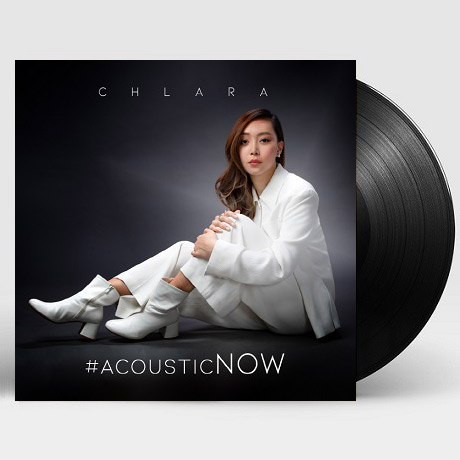 #ACOUSTIC NOW [180G LP] [한정반]