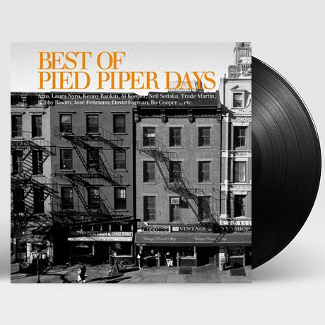 BEST OF PIED PIPER DAYS [180G LP] [한정반]