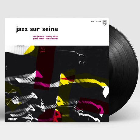 JAZZ SUR SEINE [PHILIPS 1958] [180G LP]