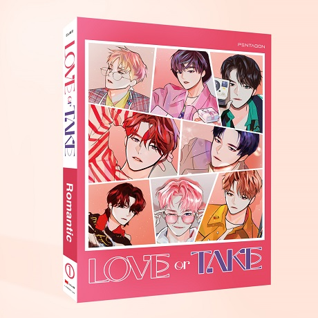 LOVE OR TAKE [미니 11집]