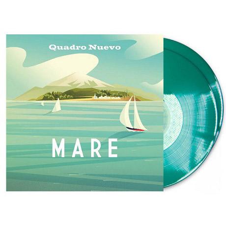 MARE [180G OCEAN BLUE LP]