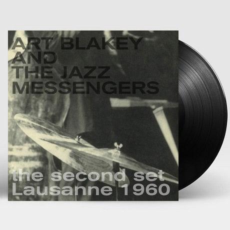 THE SECOND SET LAUSANNE 1960 [LP]