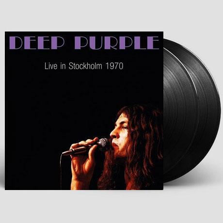 LIVE IN STOCKHOLM 1970 [LP]