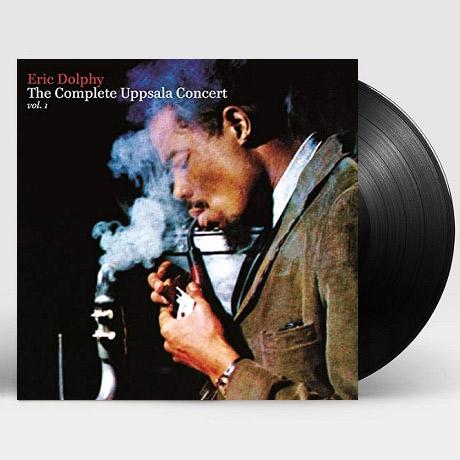 THE COMPLETE UPPSALA CONCERT VOL.1 [LP]