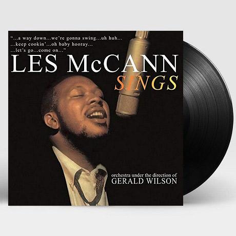 LES MCCANN SINGS [LP]