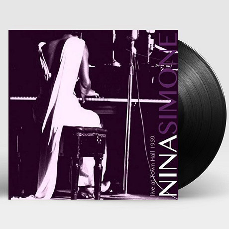 LIVE AT TOWN HALL 1959 [LP]