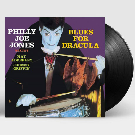 BLUES FOR DRACULA [LP]