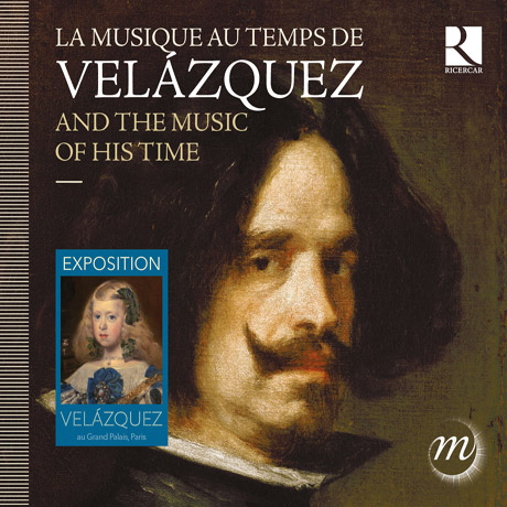 VELAZQUEZ AND THE MUSIC OF HISTIME/ JEAN TUBERY [벨라스케스 시대의 음악]
