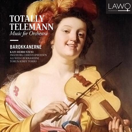 TOTALLY TELEMANN MUSIC FOR ORCHESTRA/ ALFREDO BERNARDINI [텔레만: 관현악을 위한 음악]