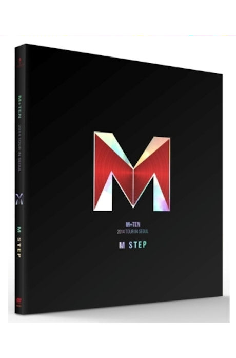 M STEP: 2014 M+TEN TOUR IN SEOUL [2DVD+포토북]