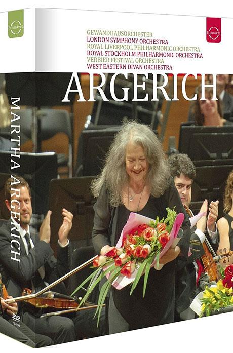 MARTHA ARGERICH BOX [마르타 아르헤리치: 다큐멘터리와 공연 실황]