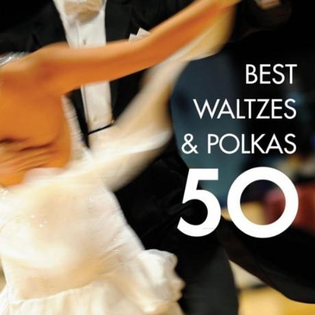 BEST WALTZES AND POLKAS 50