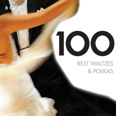 BEST WALTZES AND POLKAS 100