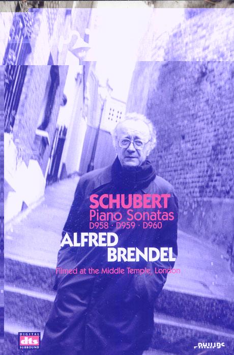 PIANO SONATAS/ ALFRED BRENDEL