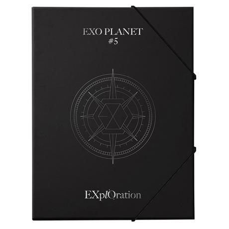 EXO PLANET #5: EXPLORATION [화보집+2CD]