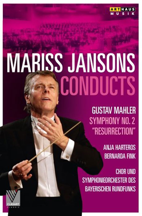 SYMPHONY NO.2 `RESURRECTION`/ MARISS JANSONS [말러: 교향곡 2번 `부활`]