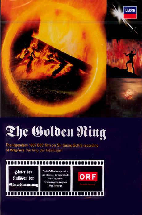 THE GOLDEN RING/ GEORG SOLTI [바그너 니벨룽겐의 반지/ 게오르그 솔티]