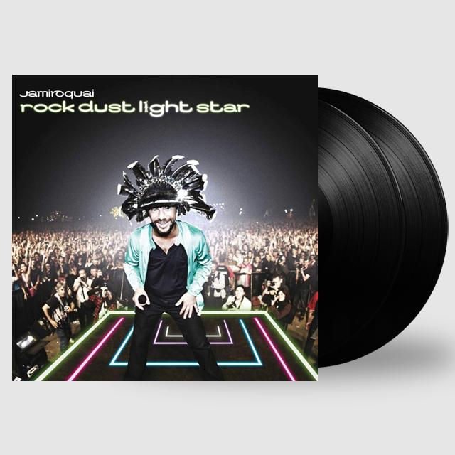 ROCK DUST LIGHT STAR [LP]