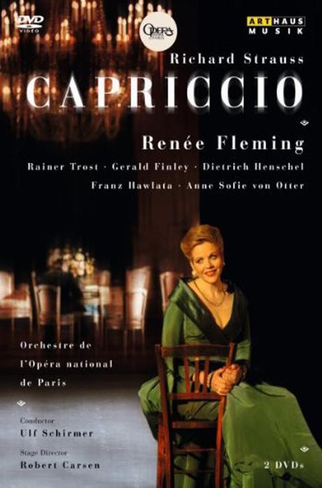 CAPRICCIO/ RENEE FLEMING, ULF SCHIRMER [슈트라우스: 카프리치오]