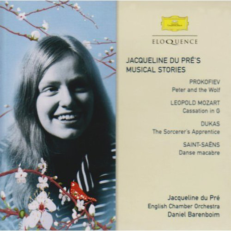 MUSICAL STORIES/ DANIEL BARENBOIM