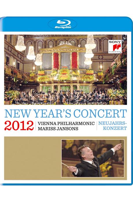 NEW YEAR`S CONCERT 2012/ MARISS JANSONS [2012 빈 필하모닉 신년음악회]