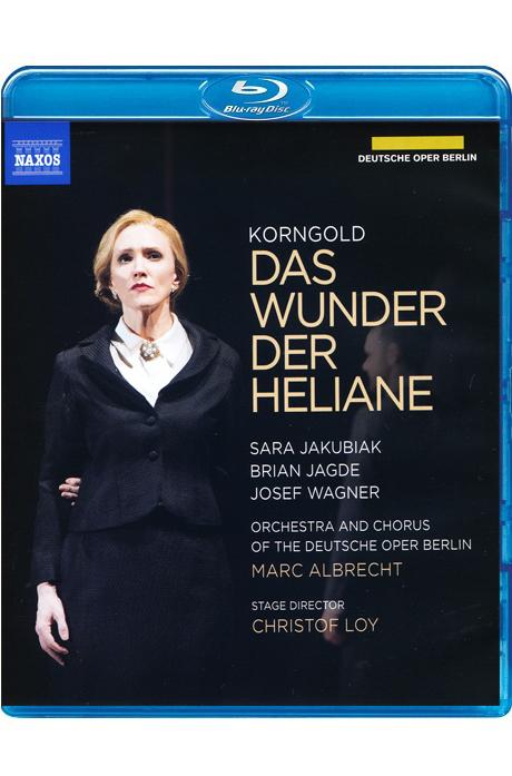 DAS WUNDER DER HELIANE/ MARC ALBRECHT [코른골트: 오페라 <헬리아네의 기적>] [한글자막]