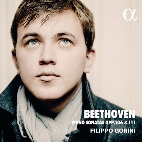 PIANO SONATAS OPP.106 & 111/ FILIPPO GORINI [베토벤: 피아노 소나타 29번<함머클라비어>, 32번 - 필리포 고리니]