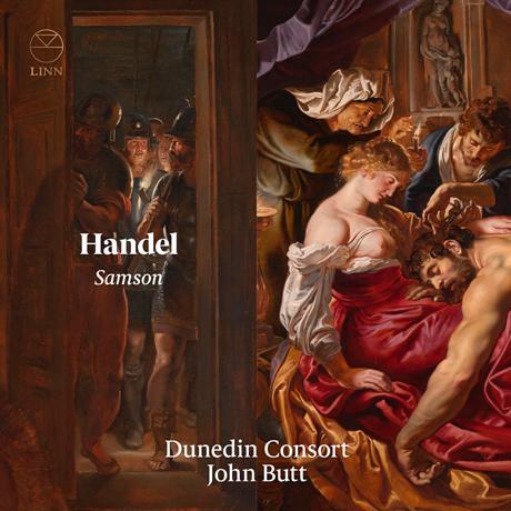 "SAMSON/ JOHN BUTT [헨델: 오라토리오 ""삼손"" 전곡(1743년 초연 버전) | 존 버트]"