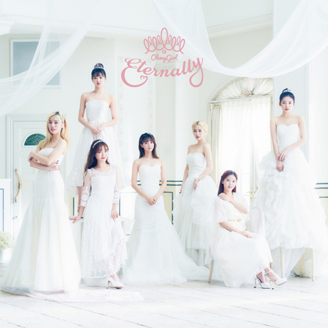 ETERNALLY [JAPAN 3RD ALBUM]