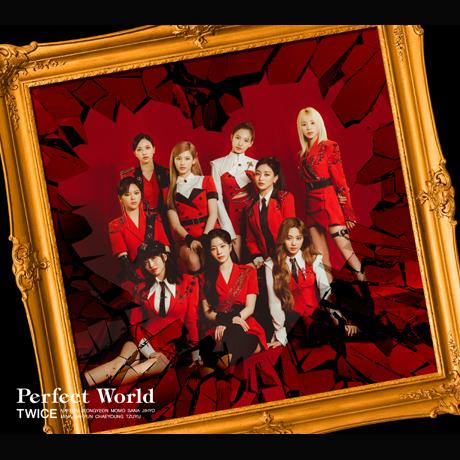 PERFECT WORLD [한정반 B] [JAPAN 3RD ALBUM]