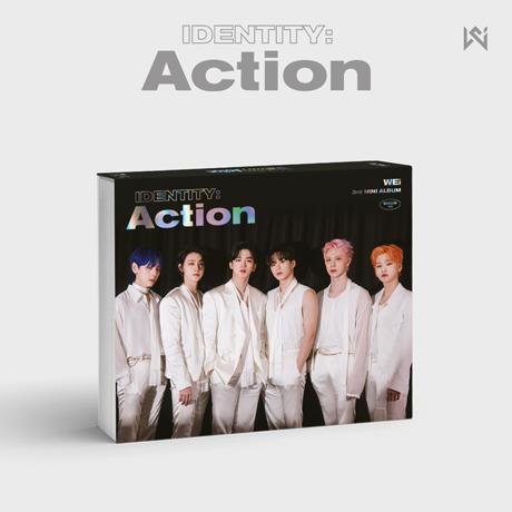 IDENTITY: ACTION [미니 3집] [ROLLER VER]