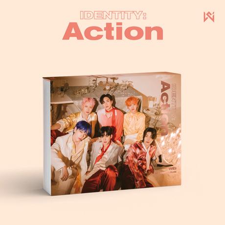 IDENTITY: ACTION [미니 3집] [OCEAN VER]
