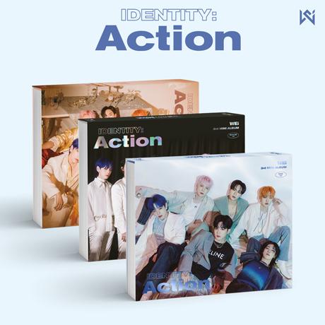 IDENTITY: ACTION [미니 3집] [3종 세트]