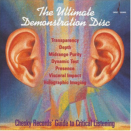 THE ULTIMATE DEMONSTRATION DISC [체스키 레코드 가이드]
