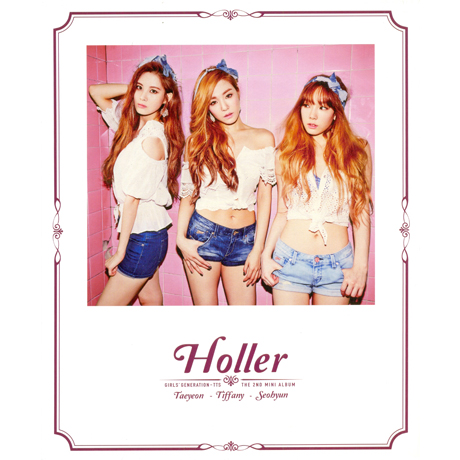 HOLLER [THE 2ND MINI ALBUM]