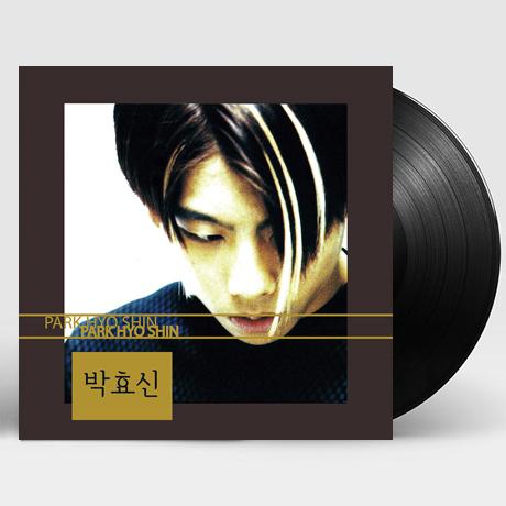 박효신 [180G LP] [한정반]