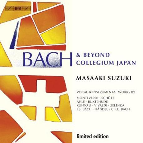 BACH & BEYOND/ MASAAKI SUZUKI