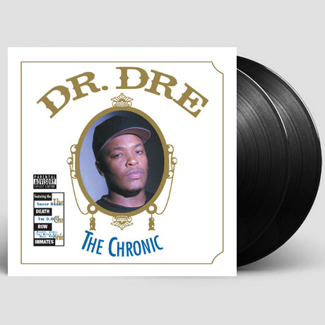 THE CHRONIC [LP]