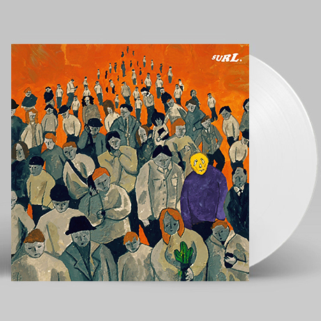 "AREN`T YOU? [10"" WHITE LP] [한정반]"