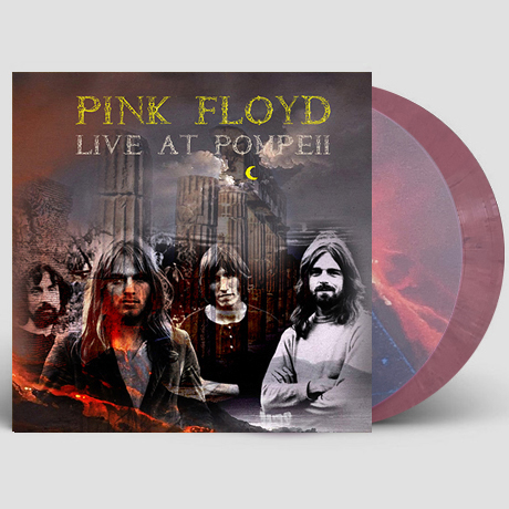 LIVE AT POMPEII [COLOURED & PICTURE LP]