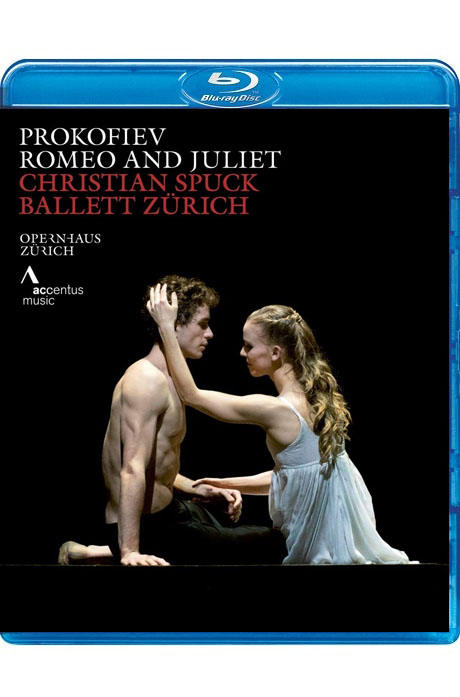 ROMEO AND JULIET/ BALLET ZURICH, CHRISTIAN SPUCK, MICHAIL JUROWSKI [프로코피에프: 발레 <로미오와 줄리엣>| 취리히 발레]