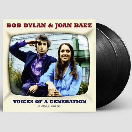 VOICES OF A GENERATION [180G LP]