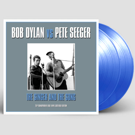 THE SINGER AND THE SONG [180G BLUE LP]