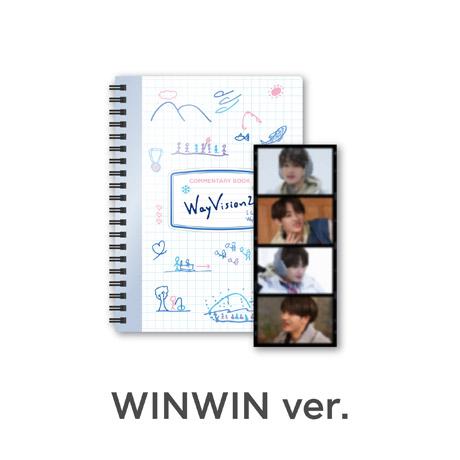 [WINWIN(윈윈)] 코멘터리북+필름SET - WAYVISION 2 [동계 스포츠 채널]