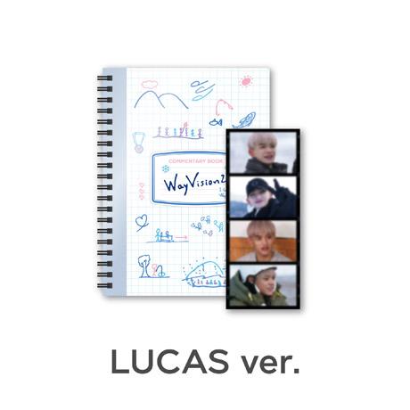 [LUCAS(루카스)] 코멘터리북+필름SET - WAYVISION 2 [동계 스포츠 채널]