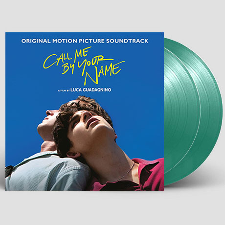 CALL ME BY YOUR NAME [콜 미 바이 유어 네임] [CLEAR GREEN 180G LP] [한정반]