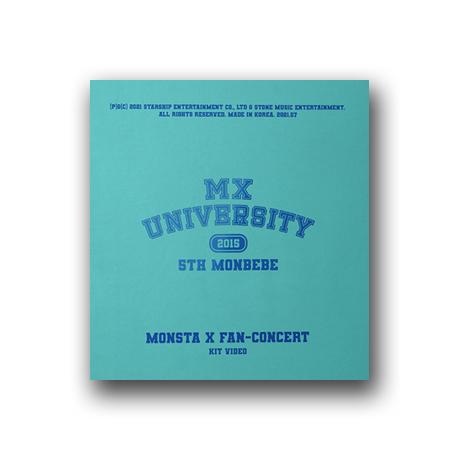 MX UNIVERSITY: 5TH MONBEBE [2021 FAN-CONCERT] [키트 비디오]
